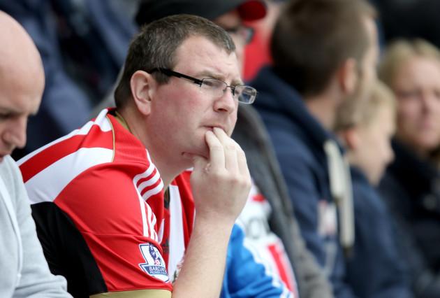 Soccer - Barclays Premier League - Sunderland v Leicester City - The Stadium of Light