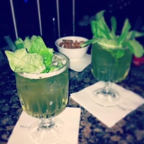 #mint500 #dublin #thewestin #westinhotelsandresorts #westindublin #amazing #cocktails #delicious @westindublin