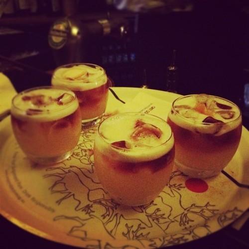 New York sours!!! Yum.... #lovinglife
