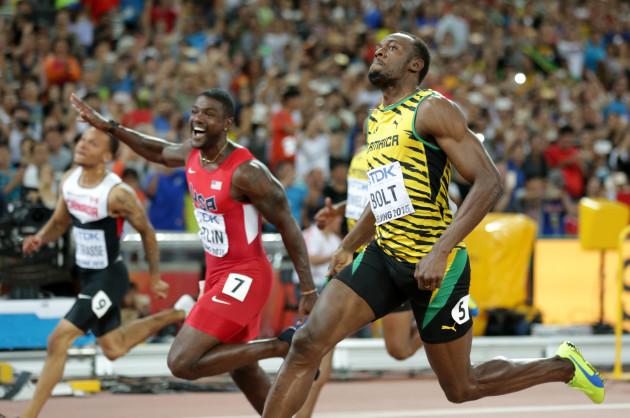 China Athletics Worlds