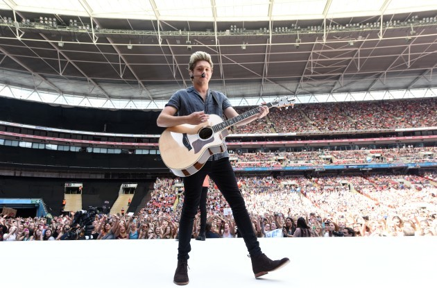 Capital FM Summertime Ball 2015 - London