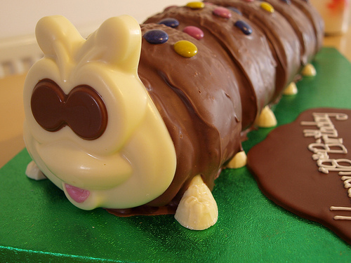 7 Reasons Colin The Caterpillar Is Simply The Ultimate