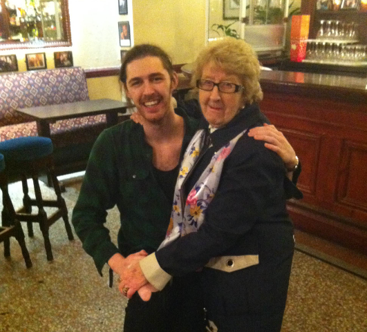 maureen and hozier