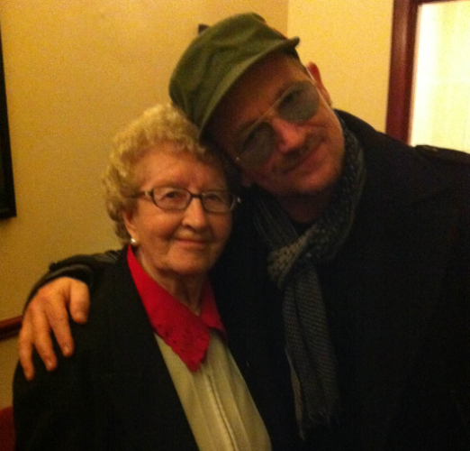 maureen and bono