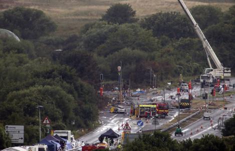 Shoreham Airshow crash