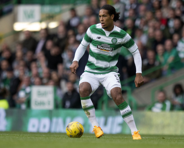Soccer - Virgil Van Dijk File Photo