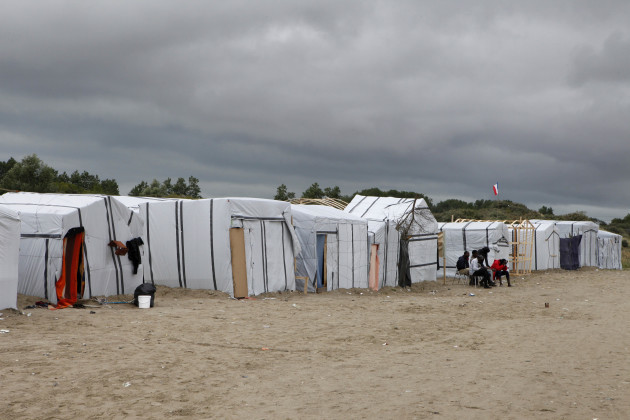 France Britain Migrants