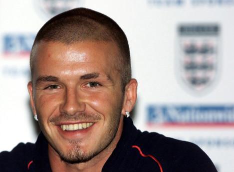 England/ Beckham