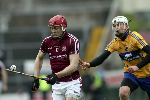 Jonathan Glynn and and Conor Cleary