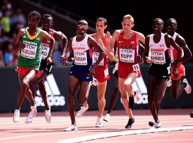 Athletics - IAAF World Championships - Day Five - Beijing National Stadium