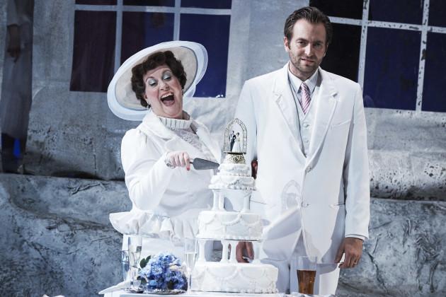 Marion O'Dwyer (Mrs. Kilbride) and Barry John O'Connor (Carthage Kilbrid...
