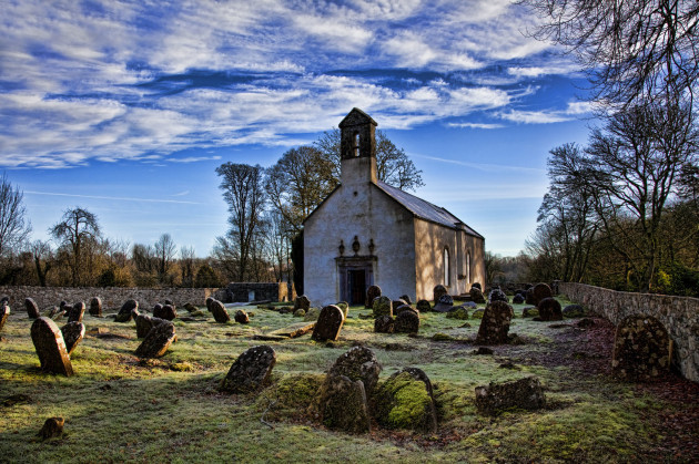 Wiki Loves Monuments 2014 winner - Durrow Abbey, Co Offaly