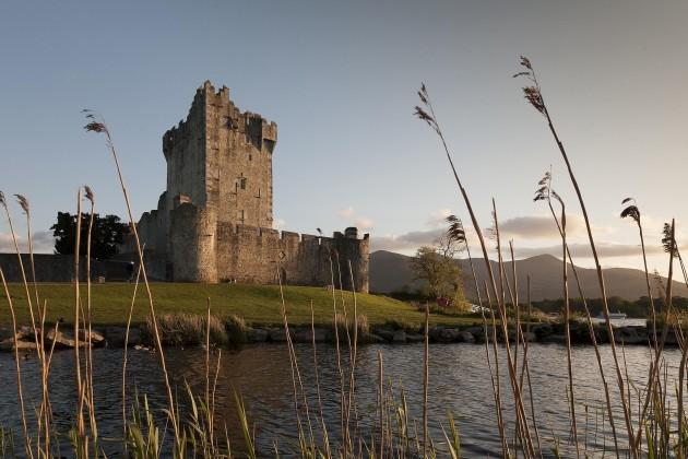 Ross Castle - Finalist in Wiki Loves Monuments 2014