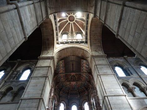 St. Finbarre's Cathedral, Cork City.