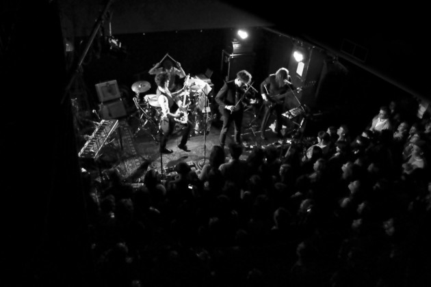 Noah and the Whale perform in Whelan's Dublin