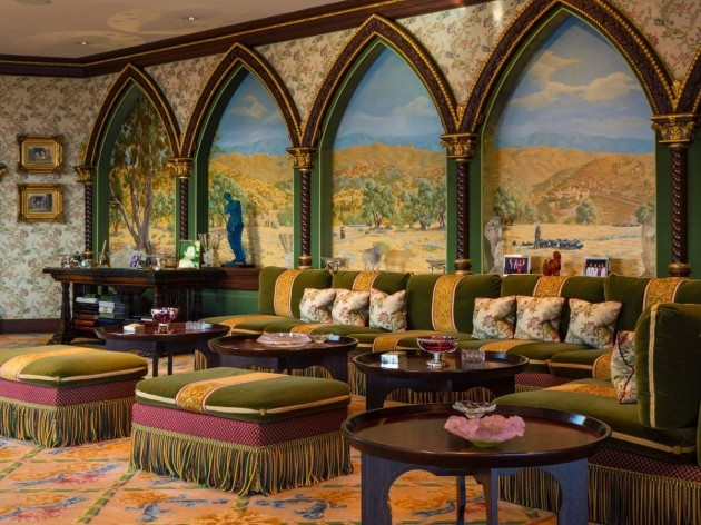 the-interior-and-exterior-of-the-seven-bedroom-home-follow-a-moorish-style-design-with-arches-calligraphy-and-repetitive-patterns