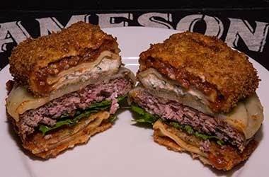 lasagna-burger-cut