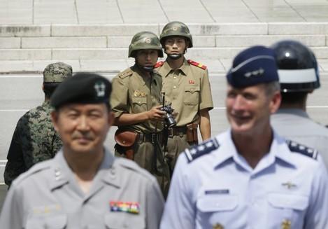 South Korea Armistice Agreement