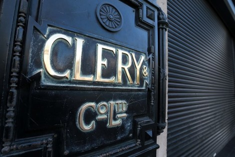 File Photo The liquidation of Clerys department store in Dublin is set to cost the taxpayer 2.5 million euro, according to the latest estimate from the Department of Social Protection. The Department's Social Insurance Fund will have to pay all outstandin