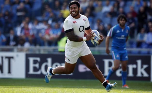 Rugby Union - Manu Tuilagi