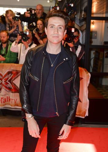 X Factor Media Launch - London