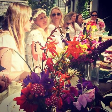 #muffysinlove #Glebegardens #baltimore #co #cork #ireland #bridalshower #sunshowers!!! @meganVeenstra&NoelBurchill @castletownshend