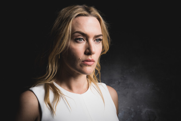 Kate Winslet Portrait Session