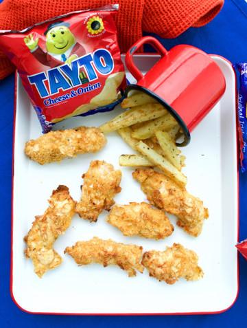 tayto branding chicken crisps