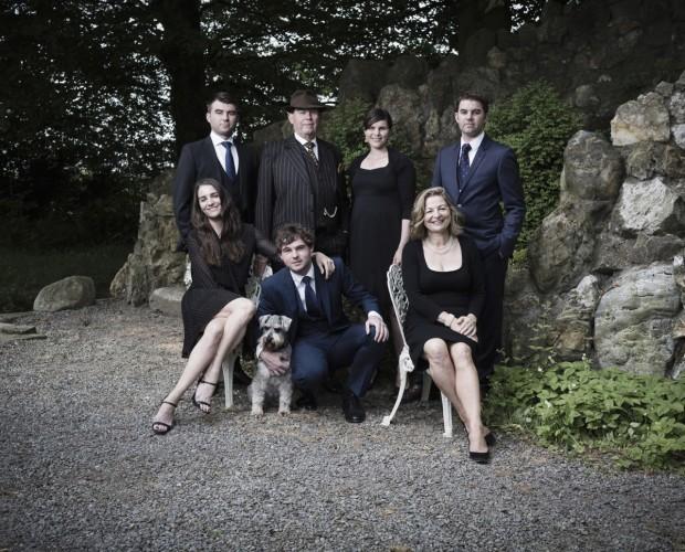 Cooney Family, founders of Boann Distillery