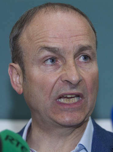 25/4/2015. Fianna Fail Ard Fheis