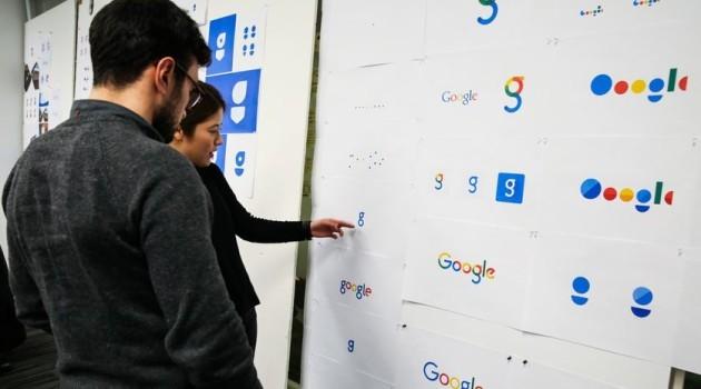 Google logo suggestions