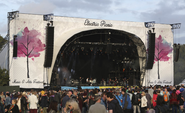30/08/2014. Electric Picnic Music Festival. Pictur