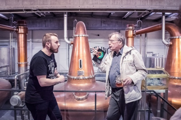Culture Night Preview Tour- Teeling Whiskey Distillery (2)