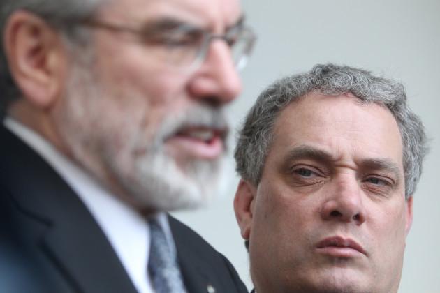 25/2/2014. Sinn Fein Issues over Gardai