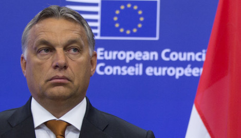 Belgium EU Hungary Migrants