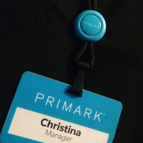 Official now! Trainee Manager in the Shoe Department in the first ever @Primark in the U.S. #primarkboston #primarkusa #primania #dtxboston #newjob