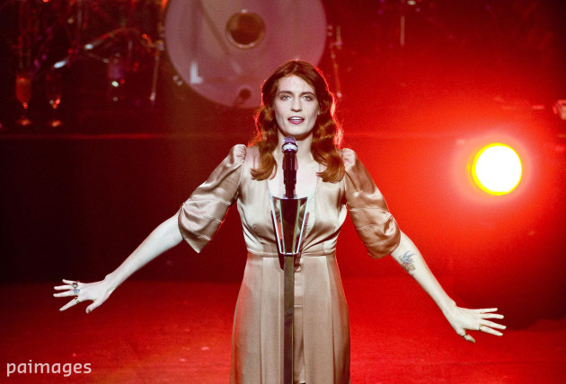 Florence and the Machine - London