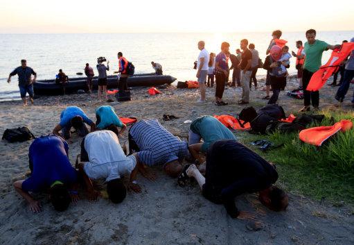 Mediterranean migrant crisis
