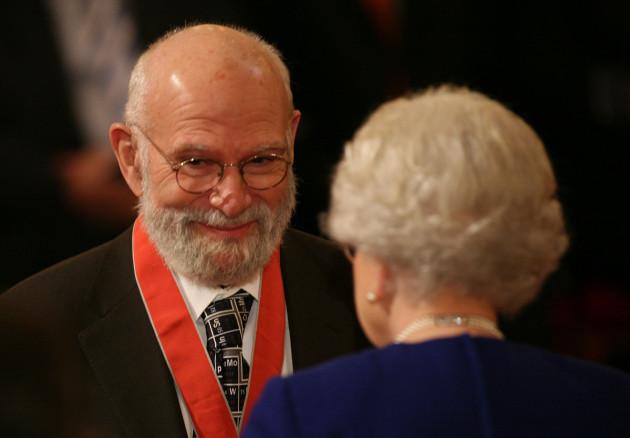Oliver Sacks death