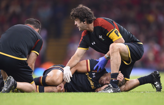 Rugby Union - World Cup Warm Up Match - Wales v Italy - Millennium Stadium