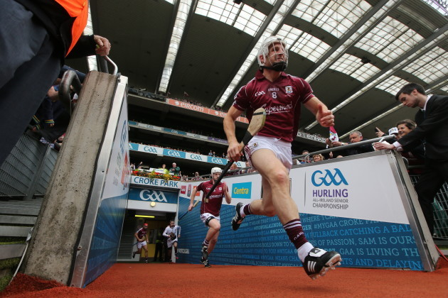 Galway make their way out