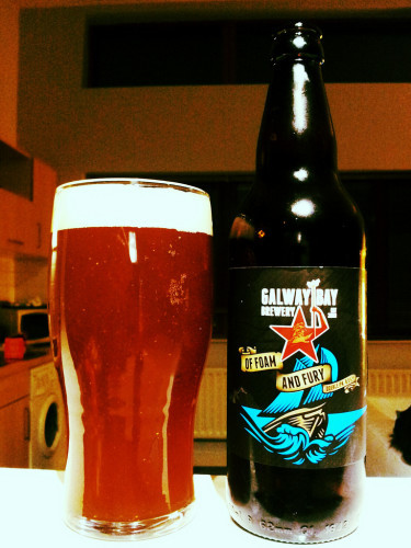 Galway Bay Brewery: If Foam And Fury, Double IPA