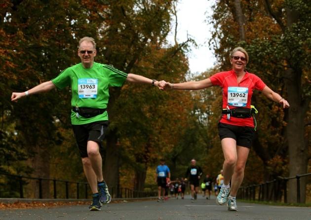 Athletics - 35th Dublin City Marathon