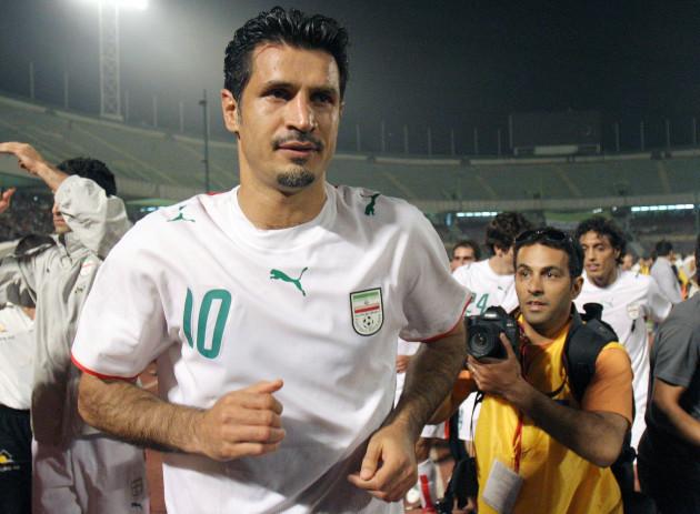 IRAN SOCCER WORLD CUP