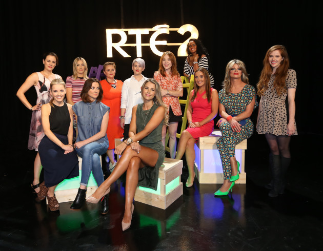 08/09/2015. RTE 2 Schedule Launch. Pictured presen