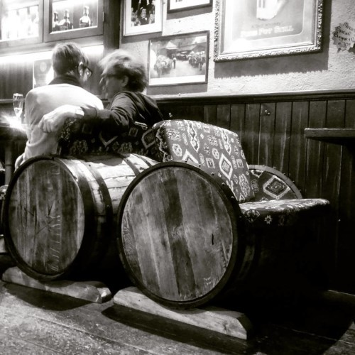 Rock me like a wagon wheel #ireland #irish #erie #guinness #friendstime #beer #barrel #bnw #bw #monotone #monochrome #blackandwhite #monocolor #ig_bw #blacknwhite #blancoynegro #pb #blancetnoir #igersbnw #blackandwhitephotography