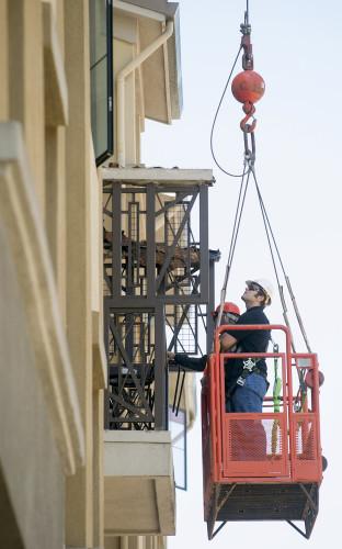 Berkeley Balcony Collapse
