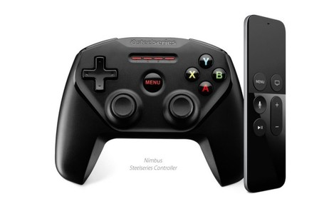 Apple TV controllers