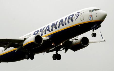 Ryanair predicts profit boost