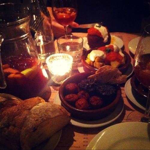 Favourite Dublin date spot